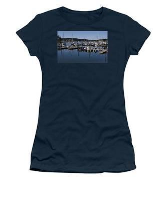 Roche Harbor Reflected Women's T-Shirt