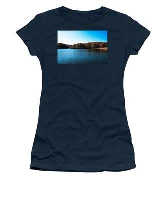 Autumn The In Loess Hills Women's T-Shirt