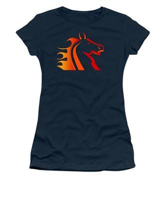 Stallion Women's T-Shirts