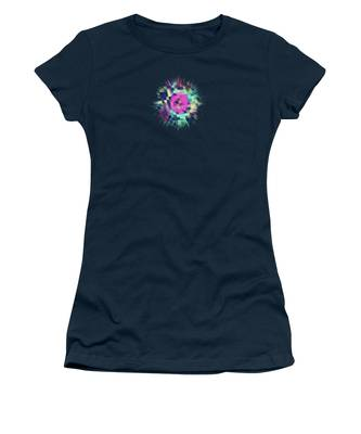 Acrylic Women's T-Shirts