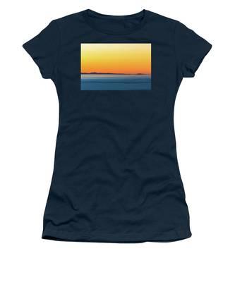 Golden Sunset Series I Women's T-Shirt