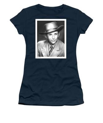 Hank Williams Women's T-Shirt