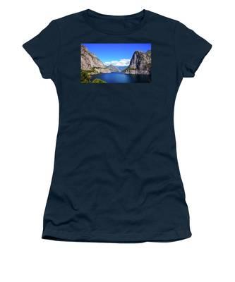 Hetch Hetchy Reservoir Yosemite Women's T-Shirt