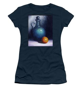 Jug And Orange. Women's T-Shirt