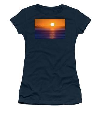 Oregon Sunset Women's T-Shirt