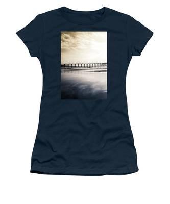 Pier On Duotone Women's T-Shirt
