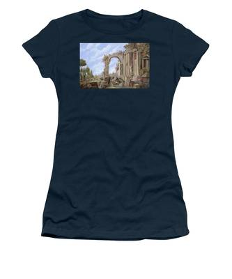Roman Arch Women's T-Shirts