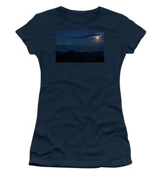 Super Moon Eclipse Women's T-Shirt