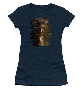 Weight Of The World Women's T-Shirts