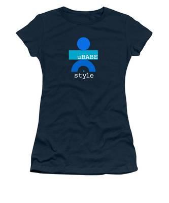Blue Babe Women's T-Shirt