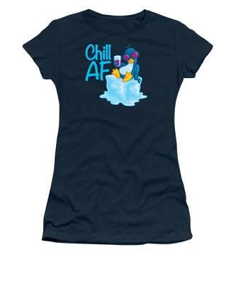 Ice Women's T-Shirts