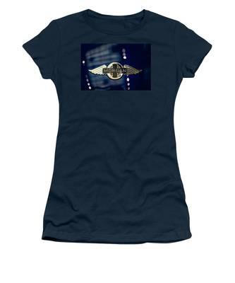 Classic Morgan Name Plate Women's T-Shirt