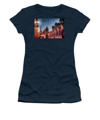Dusk Lights Women's T-Shirt