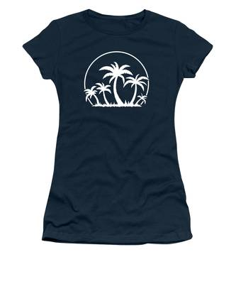 Caribbean Women's T-Shirts