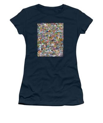 Hand Towel Women's T-Shirts