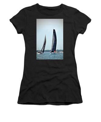 Evolution And Natalie J Women's T-Shirt
