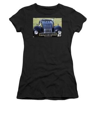 1947 Allard K1 Roadster Women's T-Shirt