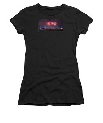 4 Th Of July Firework Women's T-Shirt