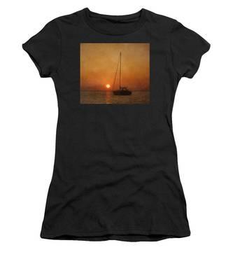A Ship In The Night Women's T-Shirt