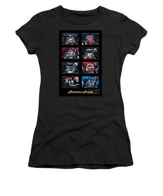 American Muscle Women's T-Shirt