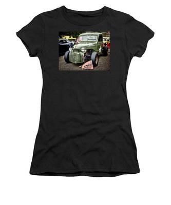 Army Truck Women's T-Shirt