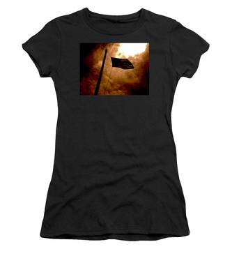 Ascend From Darkness Women's T-Shirt