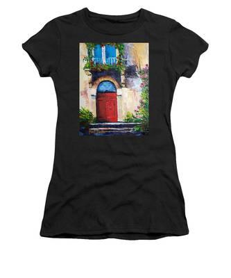 Balcony Women's T-Shirt