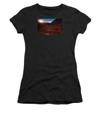 Bathing In Last Light Women's T-Shirt