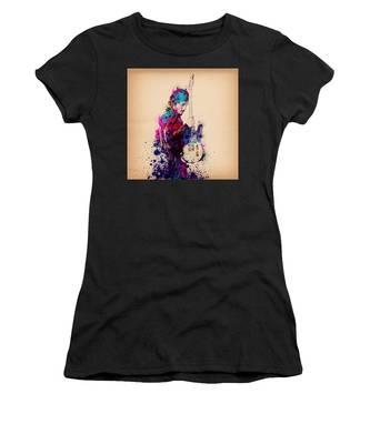 Music Rock N Roll The Boss Women's T-Shirts