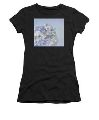 Charming Blue Women's T-Shirt