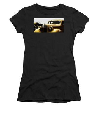 Classic Plymouth Women's T-Shirt