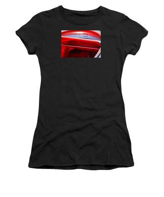Corvette Dash - Mike Hope Women's T-Shirt