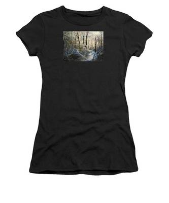 Crystal Path Women's T-Shirt