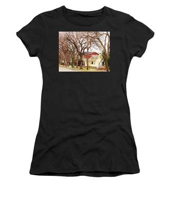 Early Spring Street Women's T-Shirt
