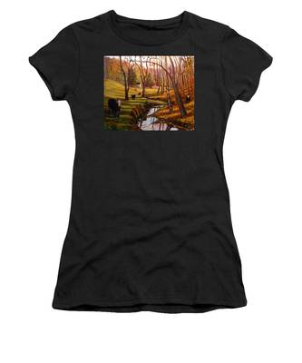 Elby's Cows Women's T-Shirt
