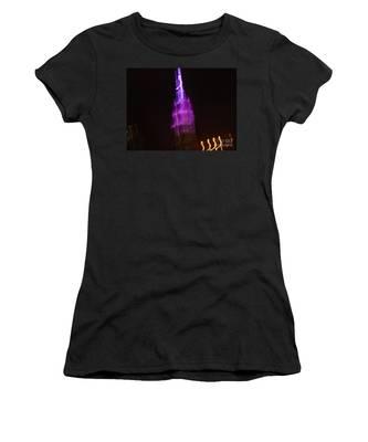 Empire Light Blur Women's T-Shirt