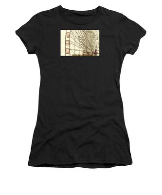 Ferris Wheel Women's T-Shirt