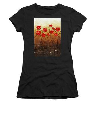 Flores De Mi Jardin 2 Women's T-Shirt