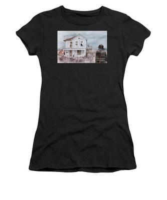 Frayed Women's T-Shirt