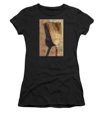 Ila Jean's Broom Women's T-Shirt