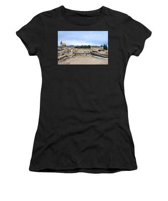 Jerusalem The Western Wall Women's T-Shirt
