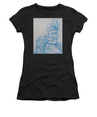 Keys To The City Women's T-Shirt