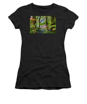 Land Of The Noonday Sun Women's T-Shirt