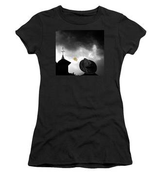 Light In The Window Women's T-Shirt