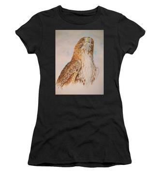 Looking Toward The Future Women's T-Shirt
