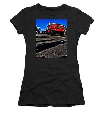 Monster Truck Women's T-Shirt