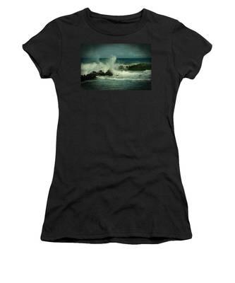 Ocean Impact - Jersey Shore Women's T-Shirt