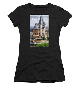Palace Of Culture Women's T-Shirt