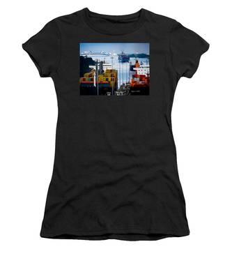 Panama Canal Express Women's T-Shirt