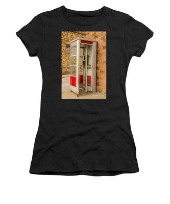 Before Cell Phones Women's T-Shirt